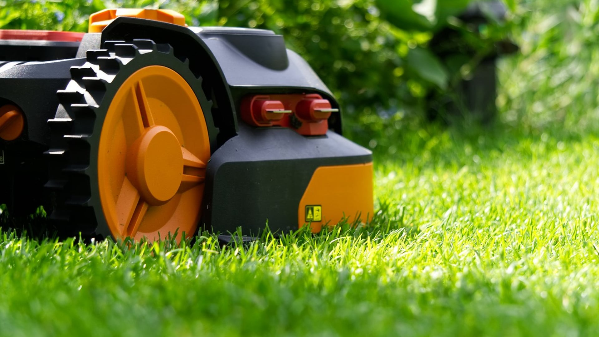 Acheter un robot pour la maison et le jardin !